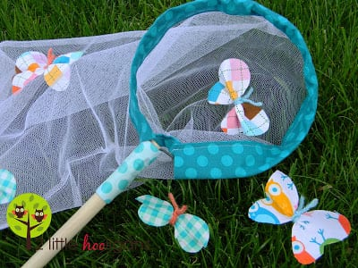 Bug Catcher FREE Sewing Tutorial