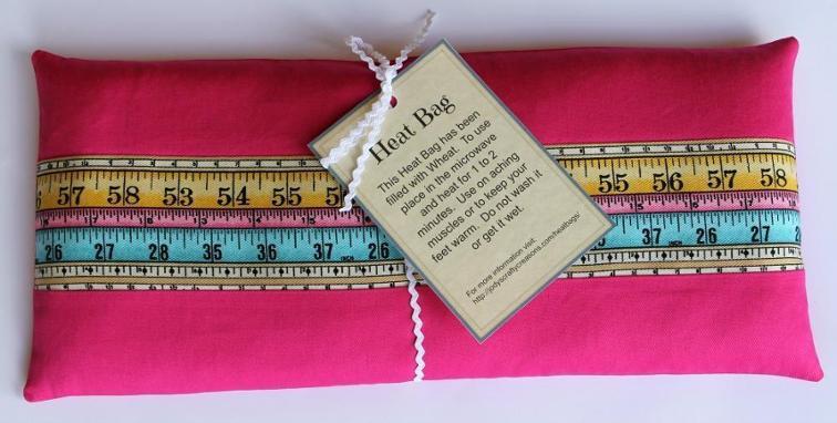 Heat Bag FREE Sewing Tutorial