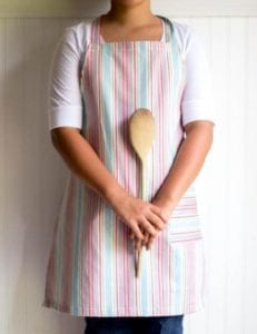 Magic Apron FREE Sewing Pattern