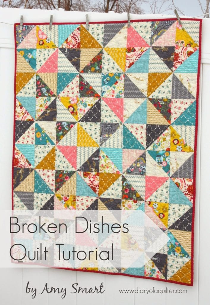 Baby Quilt FREE Tutorial