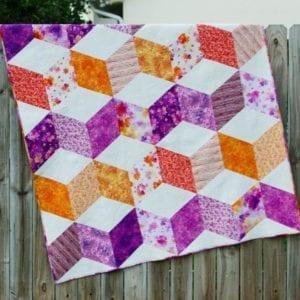 Sparkle Quilt Free Pattern