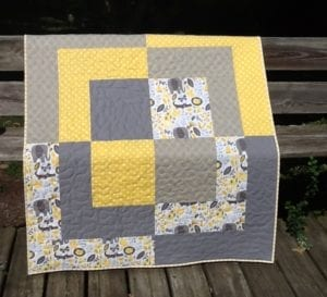 Bento Box Quilt Free Tutorial