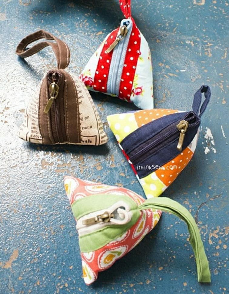 Agne Coin Purse FREE Sewing Tutorial