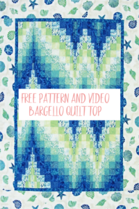 Bargello Quilt Free Tutorial