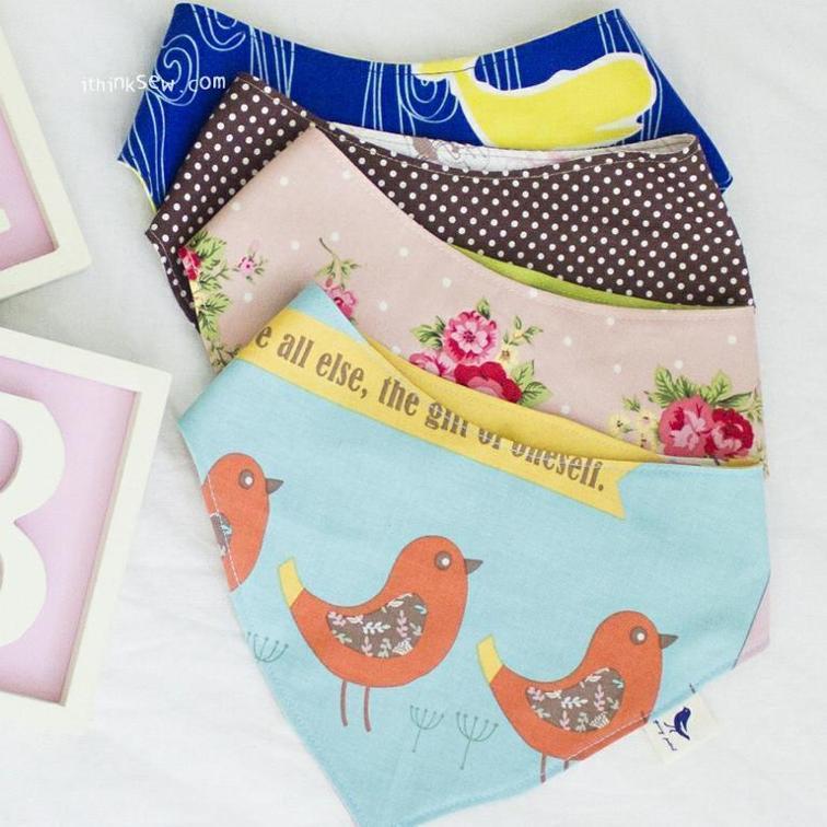 Patrice Bib FREE Sewing Pattern