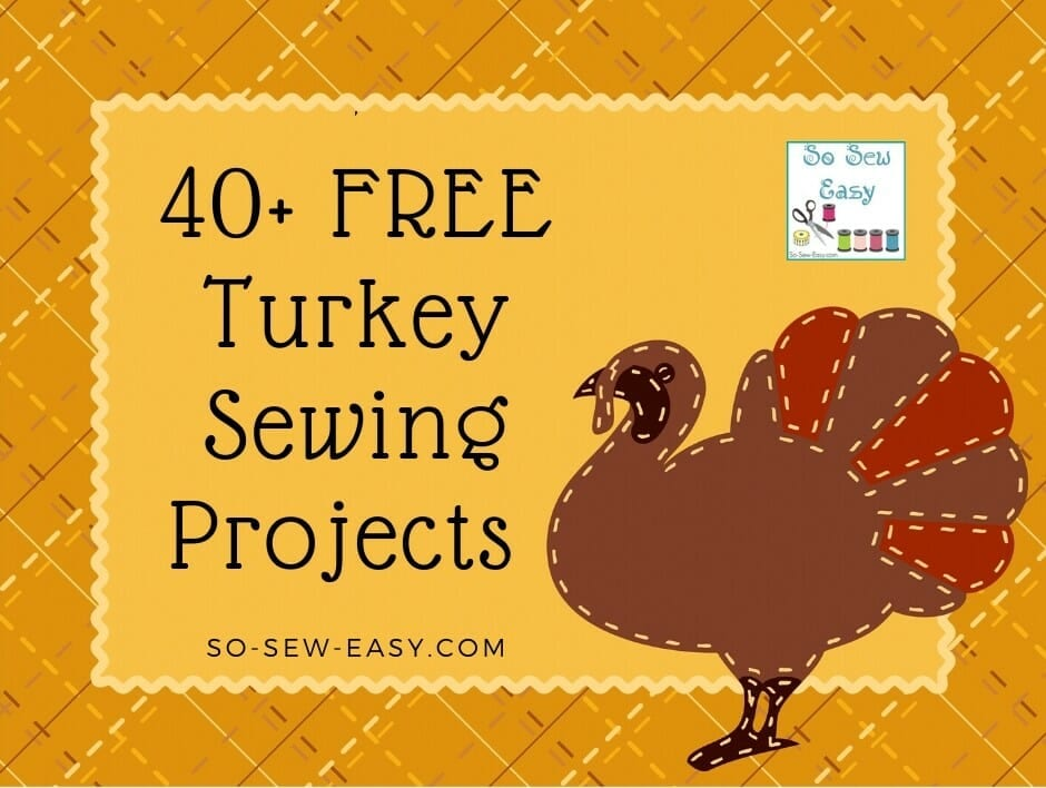 Free Turkey Sewing Patterns