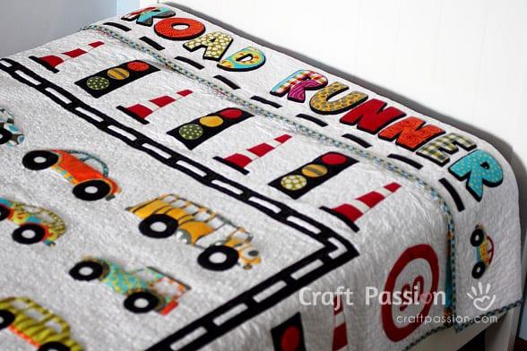 Road Runner Quilt FREE Pattern