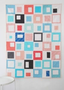 Easy Blocks Quilt FREE Tutorial