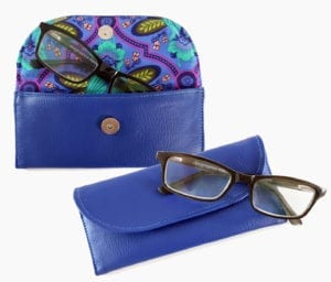 Groovy Glasses Case FREE Sewing Pattern