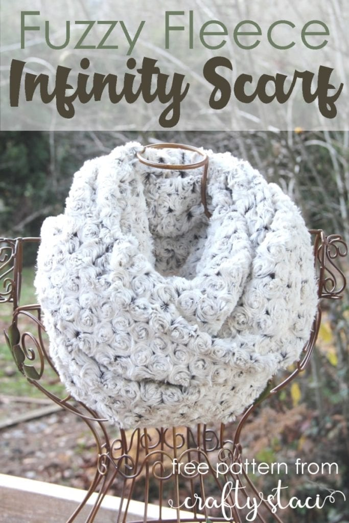 Infinity Scarf FREE Sewing Pattern