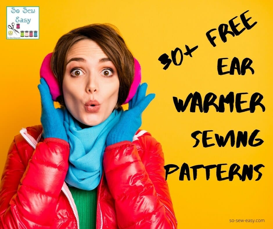 Ear Warmer Sewing Patterns