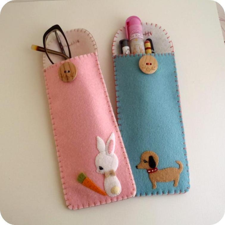Glasses Case FREE Sewing Pattern