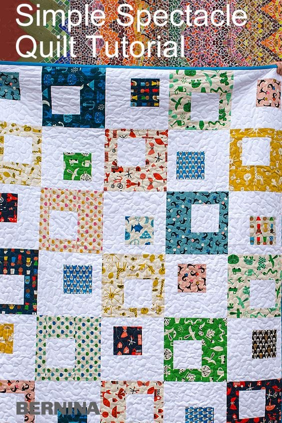 Spectacle Quilt FREE Tutorial