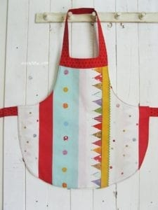 Alina Girls Apron FREE Sewing Pattern