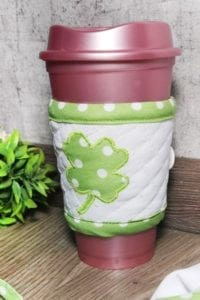 Coffee Cup Cozy FREE Pattern
