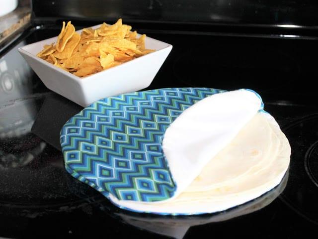 Tortilla Warmer FREE Sewing Pattern