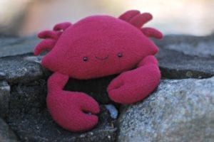 Crab FREE Sewing Pattern