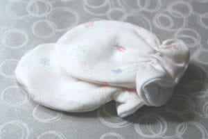 Baby Mittens FREE Sewing Pattern