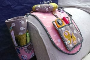 Sewing Caddy Free Tutorial