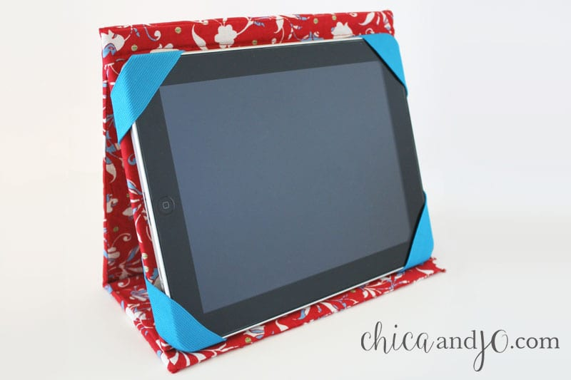 iPad Cover FREE Sewing Tutorial