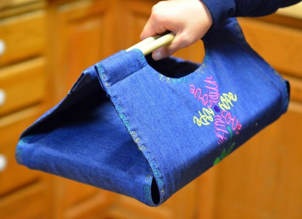Casserole Carrier FREE Sewing Pattern