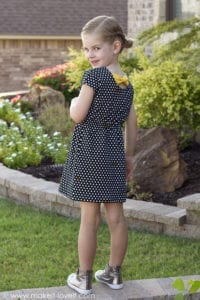 Easy Knit Dress Free Tutorial