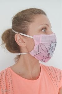 Face Mask FREE Sewing Pattern