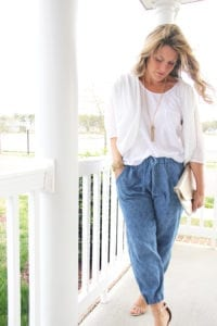 Jogger Pants FREE Sewing Tutorial