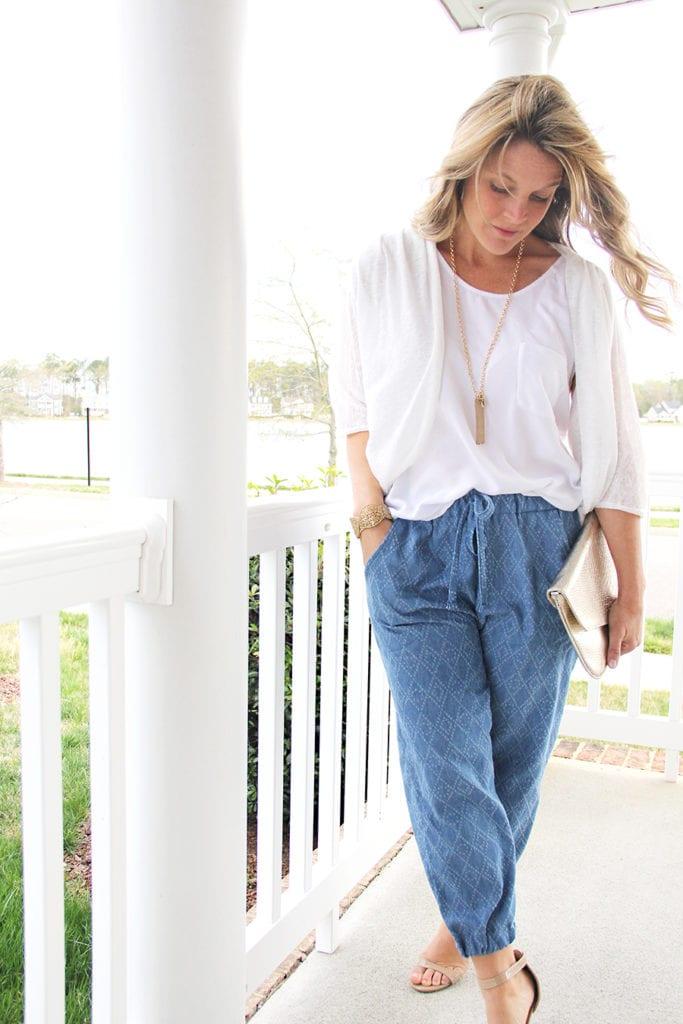 Jogger Pants FREE Sewing Tutorial
