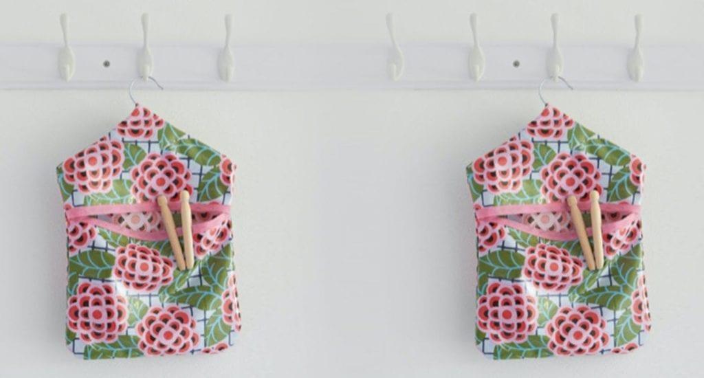 Peg Bag FREE Sewing Pattern