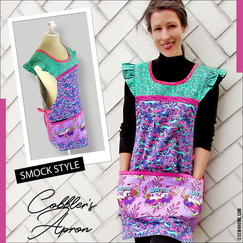 Apron FREE Sewing Pattern