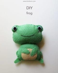 Frog FREE Sewing Pattern