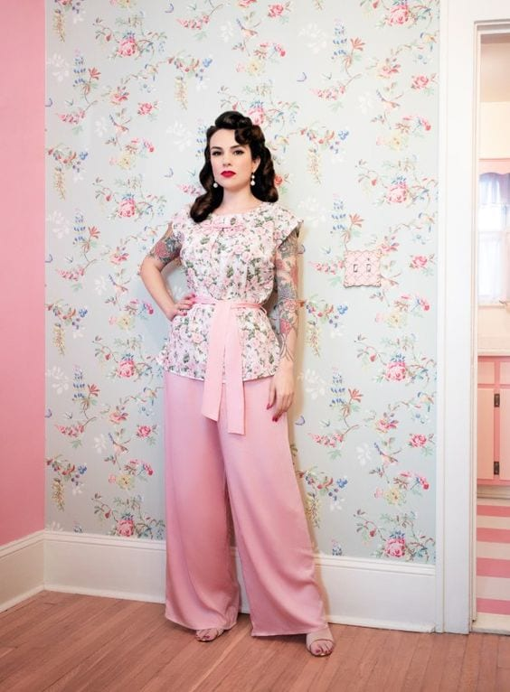 Harlow Pajamas FREE Sewing Pattern