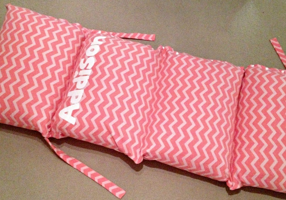 How to Sew a Cozy Nap Mat