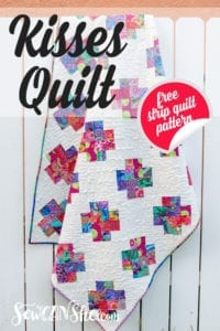 Kisses Quilt FREE Pattern