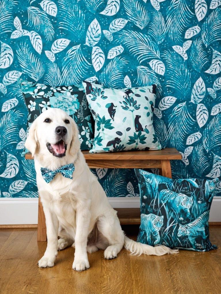 DIY Dog Bow Tie FREE Sewing Tutorial