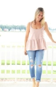 Tiered Tank FREE Sewing Pattern