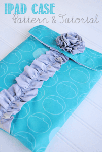 Ipad Sleeve Case FREE Sewing Tutorial