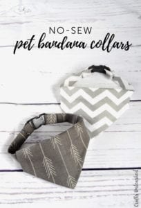 Pet Bandana Collars