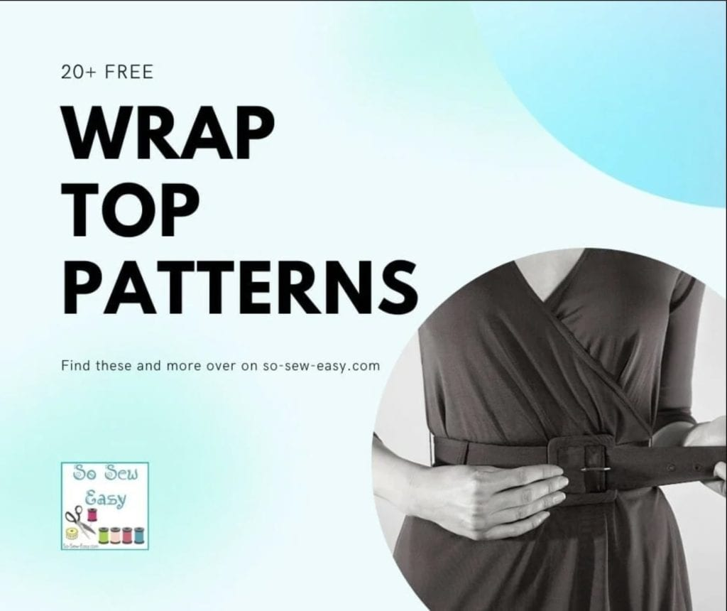 FREE Wrap Top Patterns