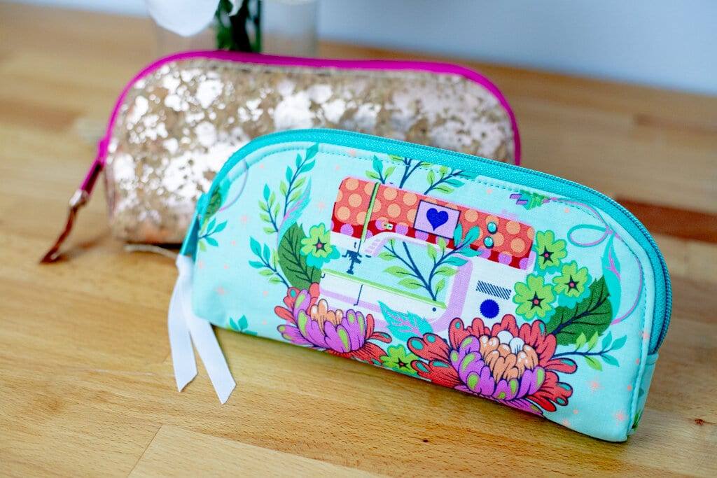 Pencil Pouch FREE Sewing Tutorial