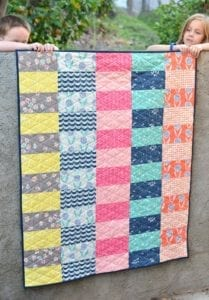 Simple Curiosities Quilt FREE Sewing Tutorial