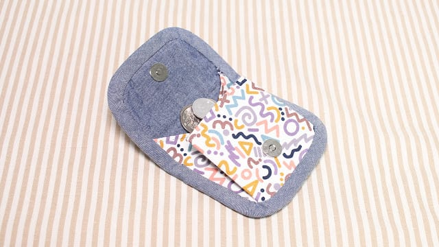 Coin Case FREE Sewing Tutorial