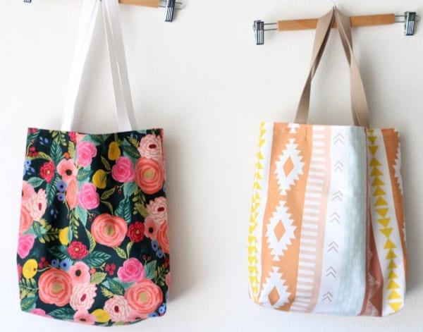 Tote Bag FREE Sewing Tutorial