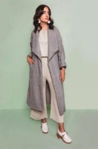 Cambria Duster Coat FREE Sewing Pattern