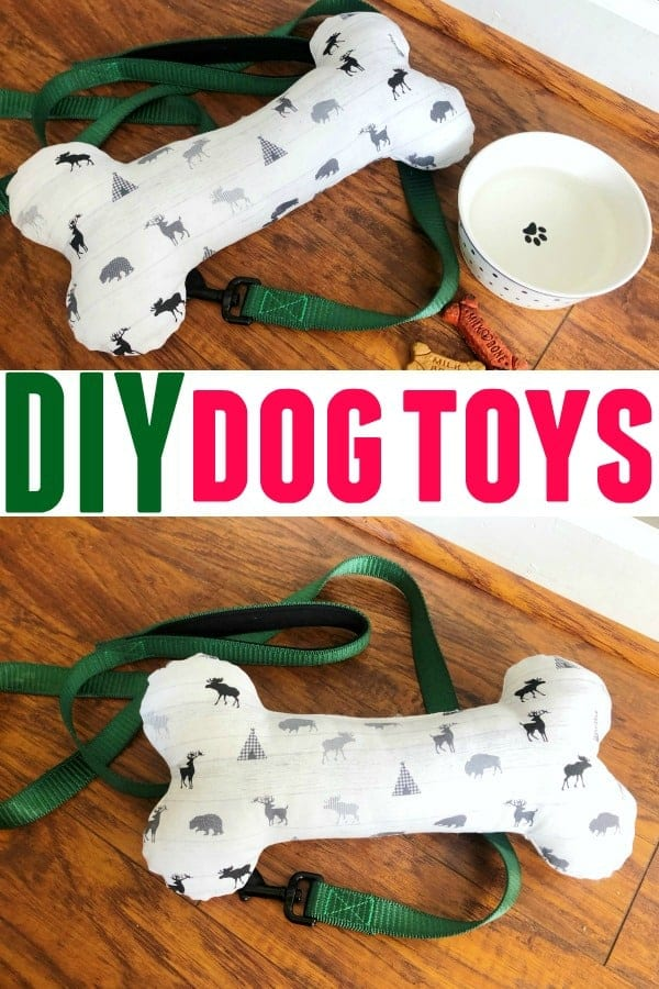 Dog Toys FREE Sewing Tutorial