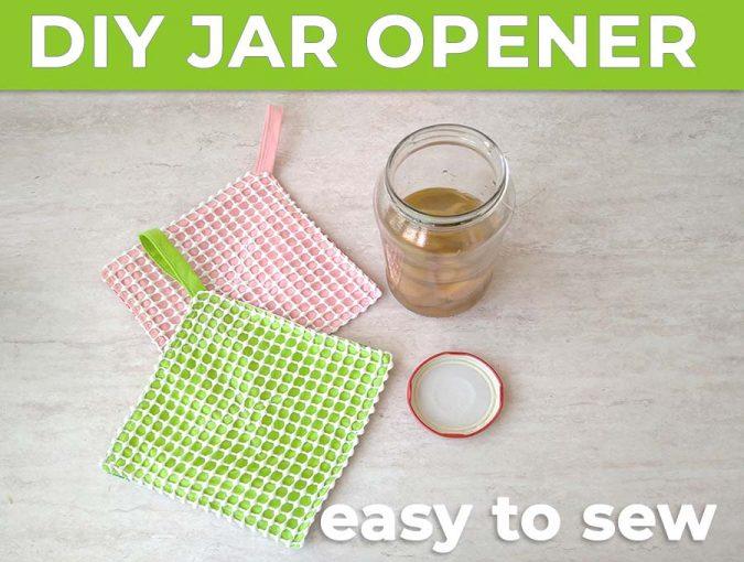 Jar Opener FREE Sewing Tutorial