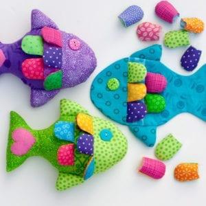 Little Fishy FREE Sewing Pattern