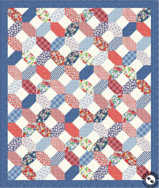 Picnic Quilt Free Pattern