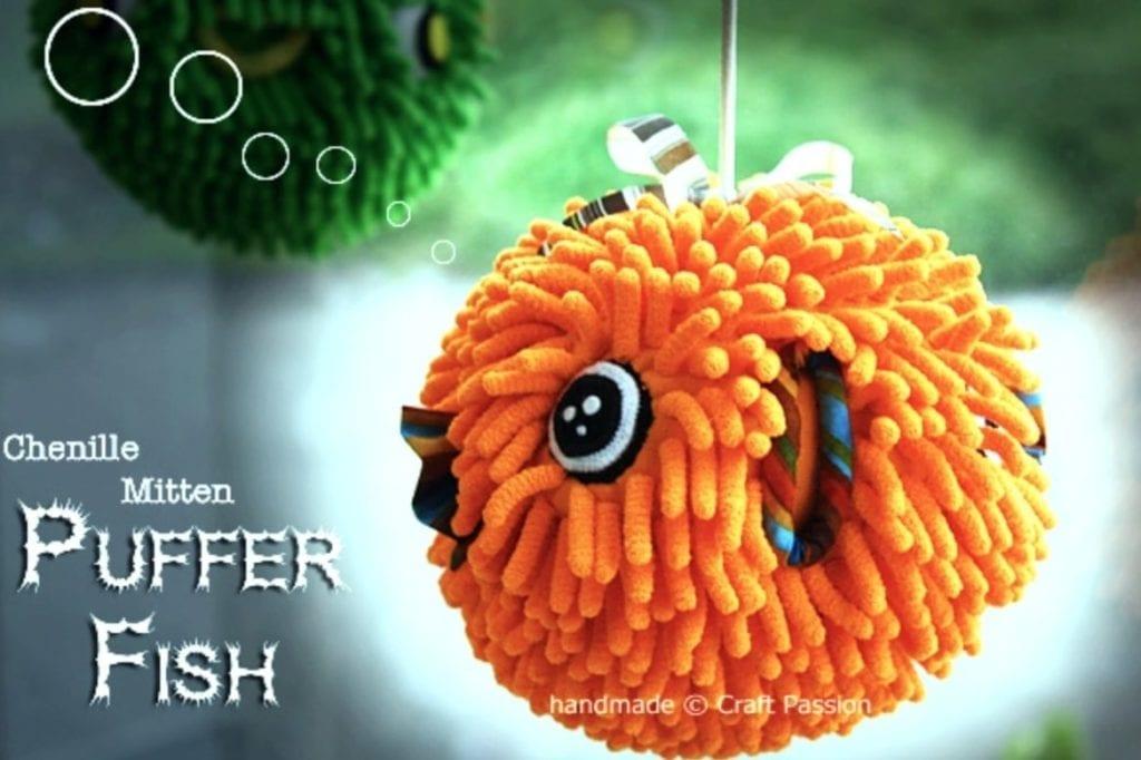 Pufferfish Doll FREE Sewing Tutorial